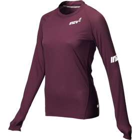 inov-8 Base Elite LS Baselayer Damen purple